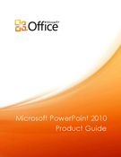 Microsoft PowerPoint 2010 guide