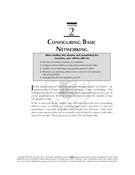 Configuration Basic Networking