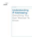 Understanding IP Addressing