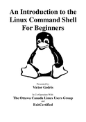 An Introduction to the Linux Command Shell