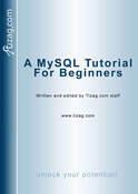 A MySQL Tutorial for beginners