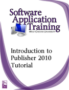 Introduction to Publisher 2010 Tutorial