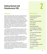 Getting Started with Dreamweaver CS6