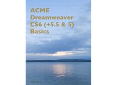 Dreamweaver CS6 Basics