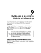 HTML, CSS, Bootstrap, Javascript and jQuery learn and