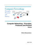 Networking : Principles, Protocols and Practice