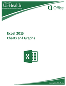 Excel 2016 Charts and Graphs