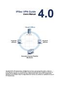 IPSec VPN Guide