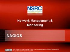 Nagios - Network Management & Monitoring