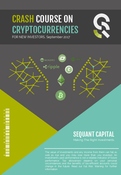 Crash course on cryptocurrencies