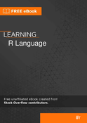 Learning R language