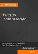 Learning Xamarin.Android