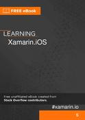 Learning Xamarin.iOS