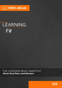 Learning F#