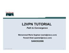 L2VPN tutorial