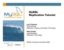 MySQL Replication Tutorial