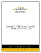 Adobe Muse CC 2018 Essential Skills